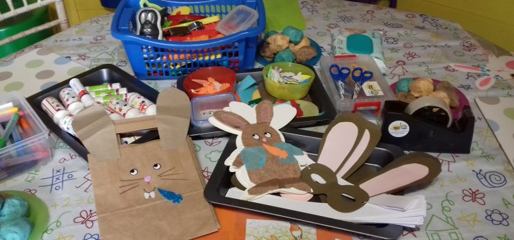 Make Time - Peter Rabbit birthday party in Darlington