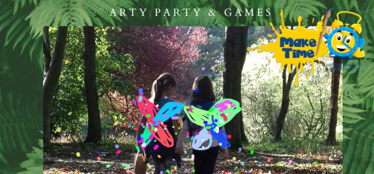 Fairies and elves party