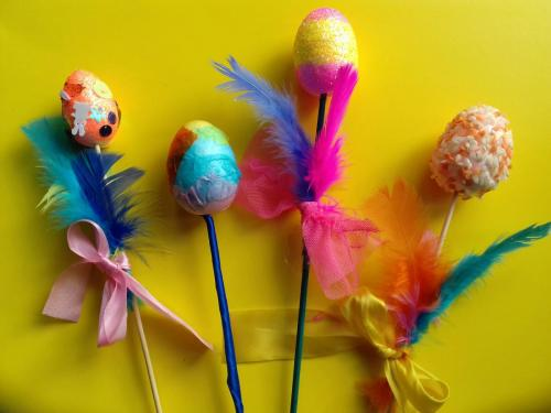 Easter Crafts at Rockliffe Hall